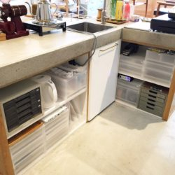 高槻市の美容室 整理収納