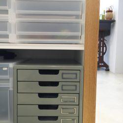高槻市の美容室 棚