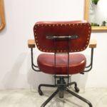 高槻市の美容室 椅子