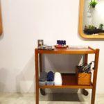 高槻市の美容室 キッチンワゴン