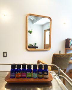 高槻市の美容室 アロマ