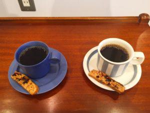 高槻市の美容室 コーヒー