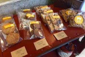 高槻市の美容室 北海道の焼き菓子