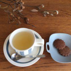 高槻市の美容室 ゆず茶とお菓子