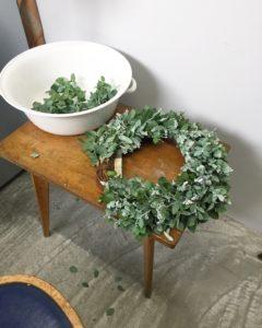 高槻市の美容室 リラックス 植物