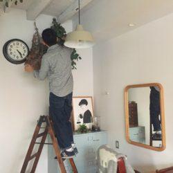 高槻市の美容室 インテリア オーガニック