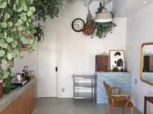 高槻市の美容室 オーガニック プライベート
