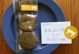 高槻市の美容室 オーガニック クッキー