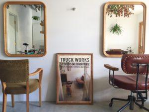 高槻市の美容室 シンプル プライベート